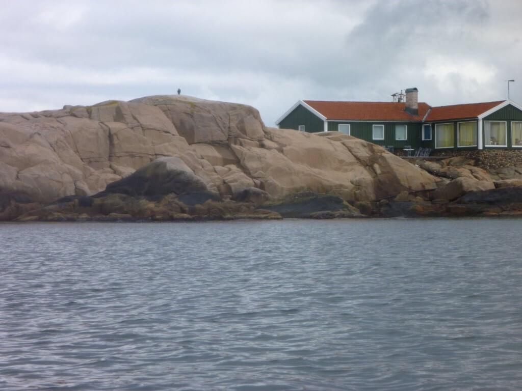 Ingmar Bergmans House in the Fjallbacka Archipelago