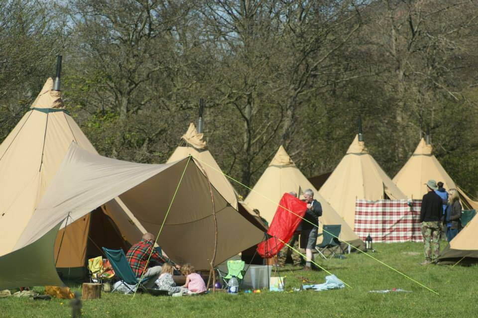 Stoves are one of the best things about owning a Tentipi Tent