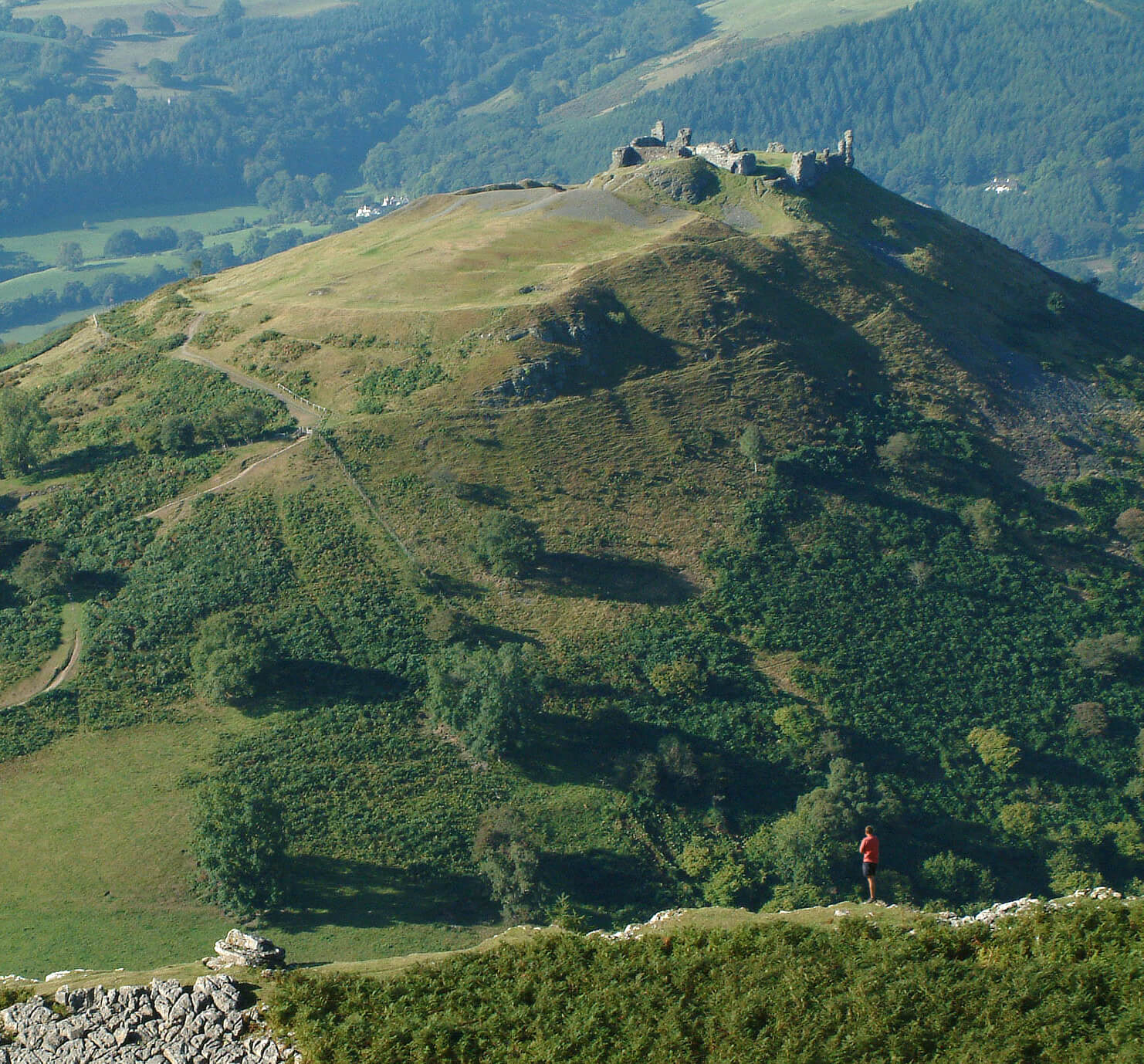 Llangollen and Dee Valley Walks and Festivals