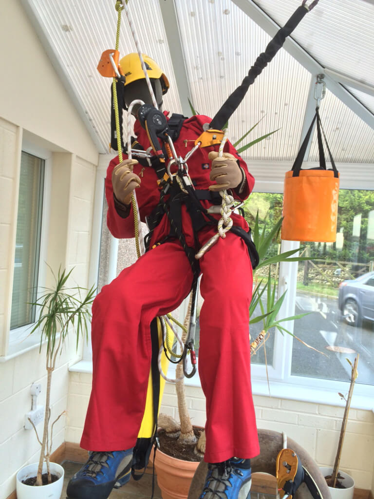 Working at height equipment