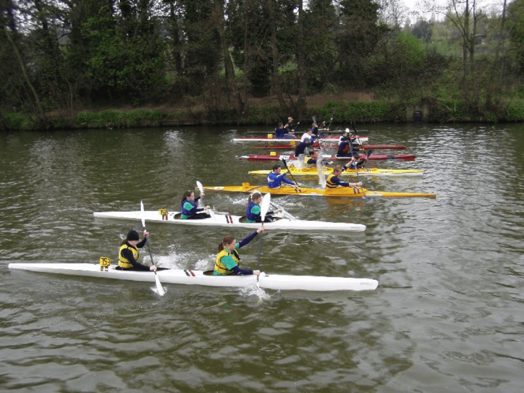 Marathon Canoe and Kayak Racing