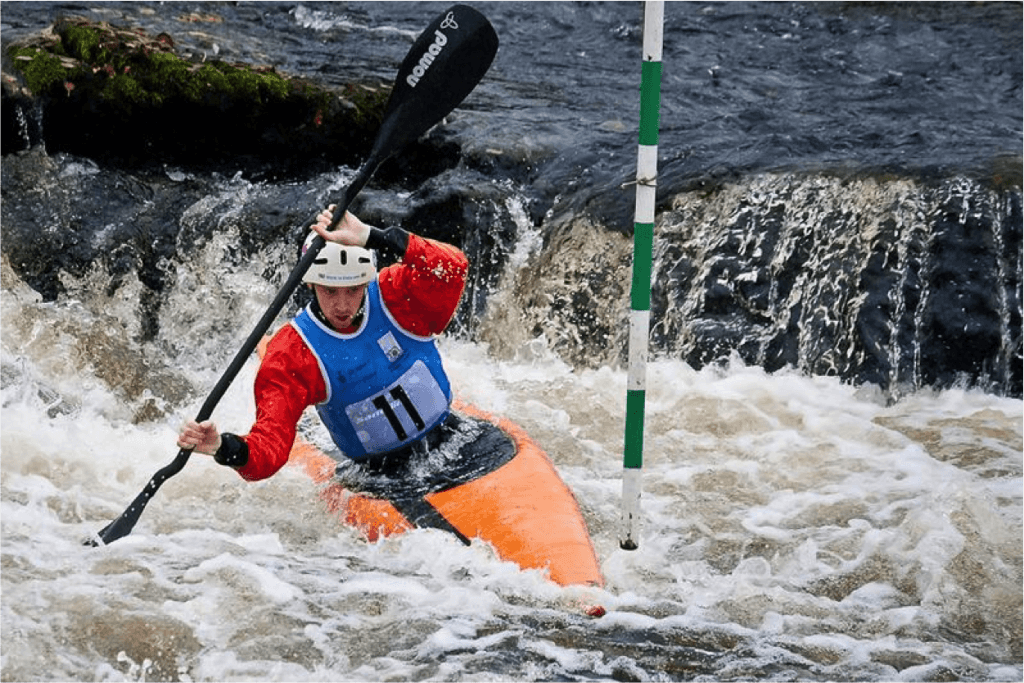 Canoe Slalom, Bala, Llangollen and Trefor