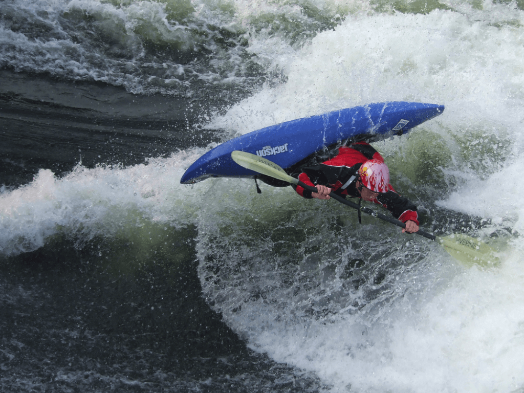 Freestyle Kayaking Competitions