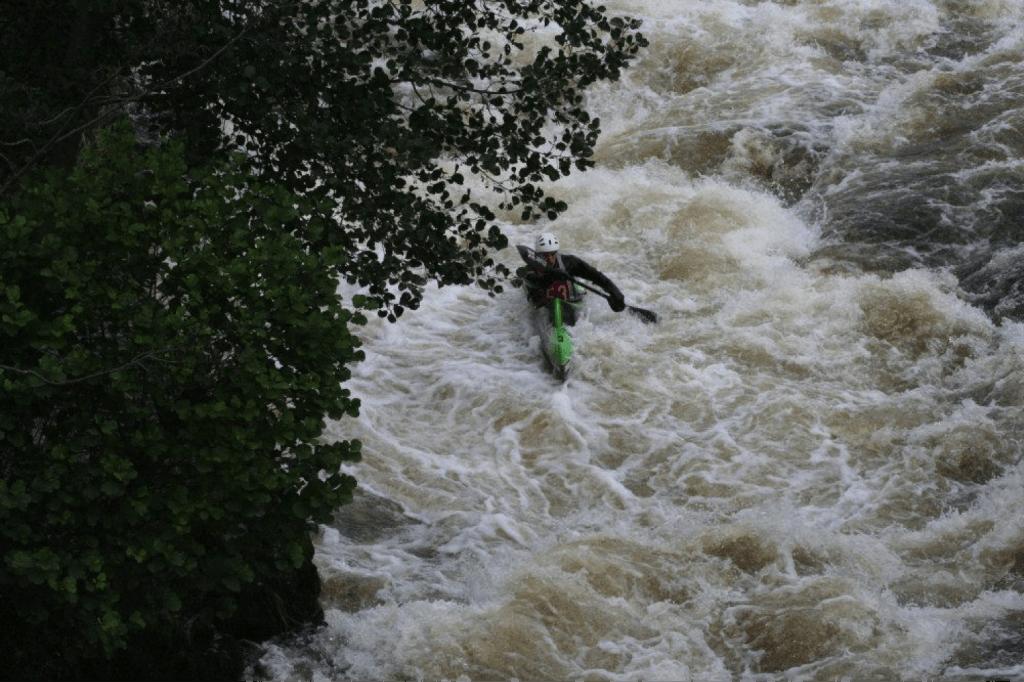 Wild Water Racing – Bala and Llangollen