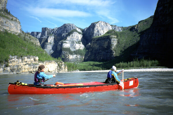 The Llangollen Adventure Lectures 2016 Mountain River and Nahanni