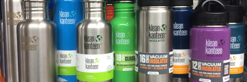 Klean Kanteen – The New Kids on the Block