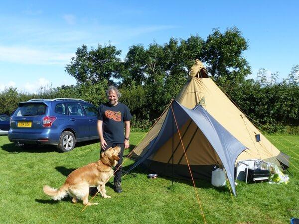 Caffyns Farm Campsite