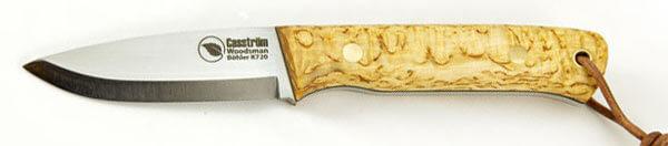 Casstrom Woodsman Bushcraft knife