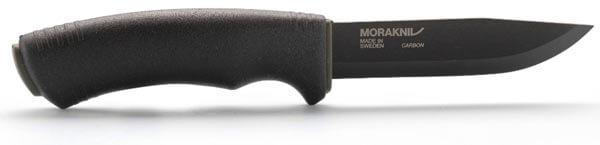MoraKniv Bushcraft Black Knife