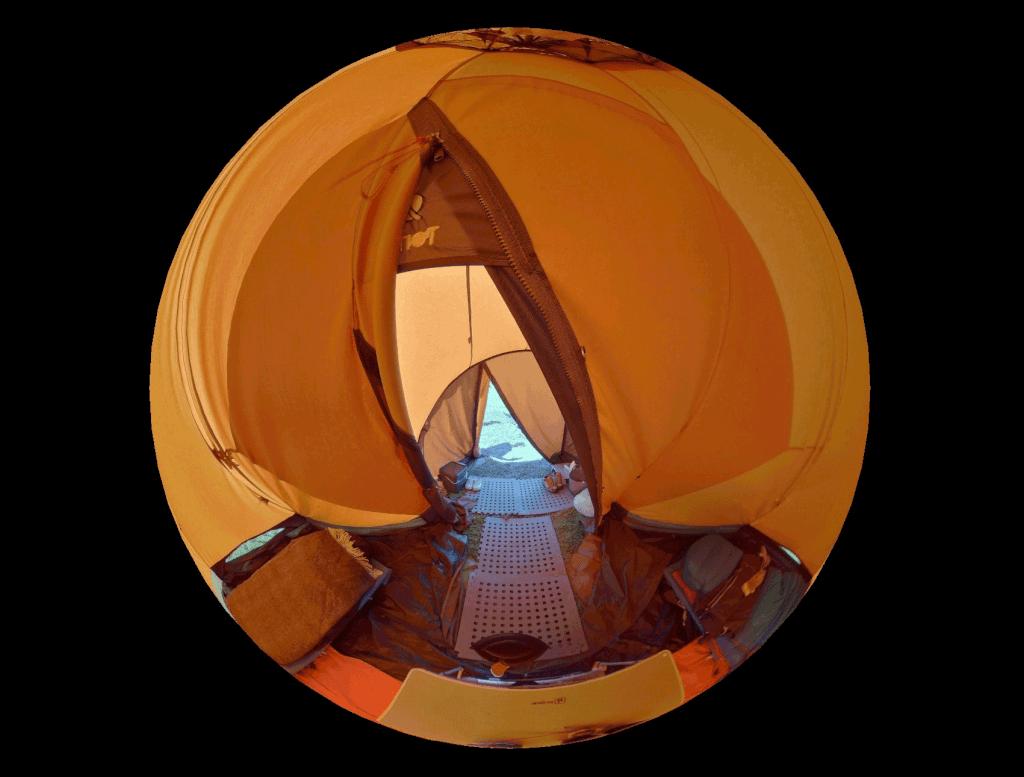 Tentipi Camp 2019 Review & VR Tour